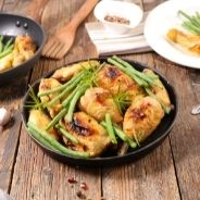 CHICKEN AND GREEN BEANS RECIPE