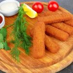 FINGERS FINGERS OR CHEESE STICKS