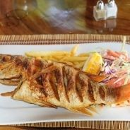 Fried red snapper recipe