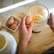 Protein shake with egg recipe