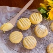 melting moment biscuit recipe