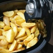 COOKED POTATOES IN AIR FRYER RECIPE