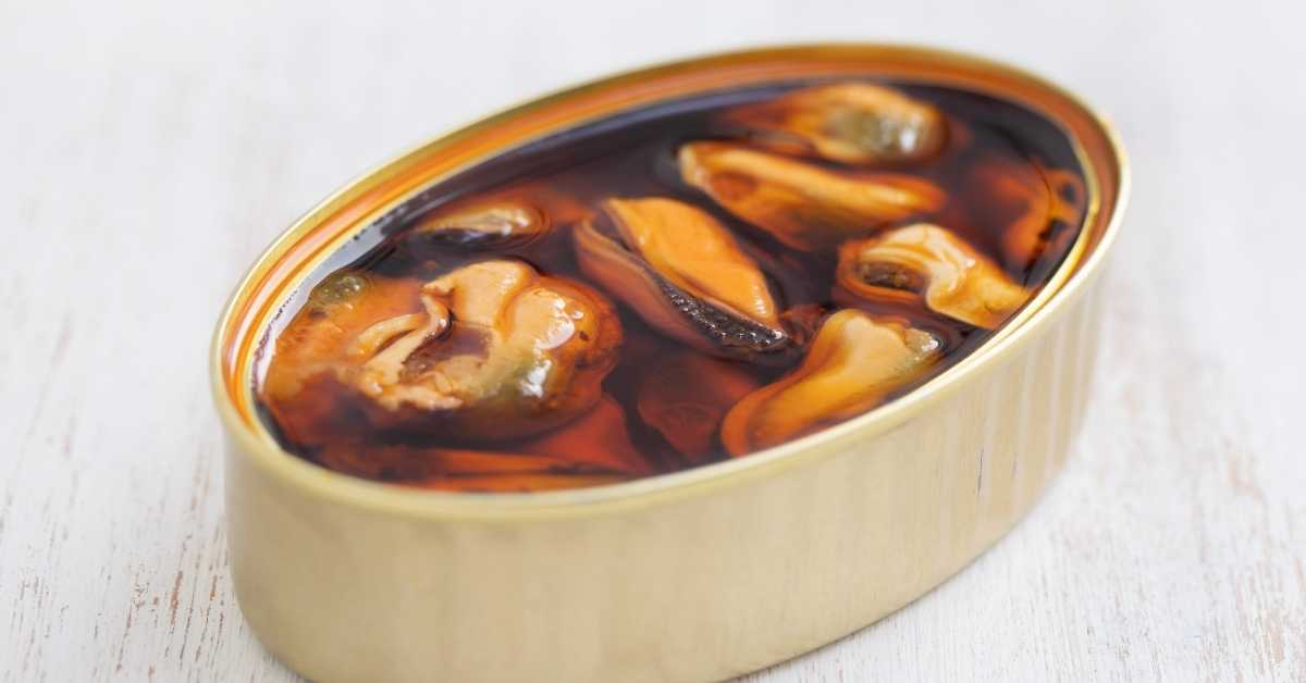 Mussels in sauce