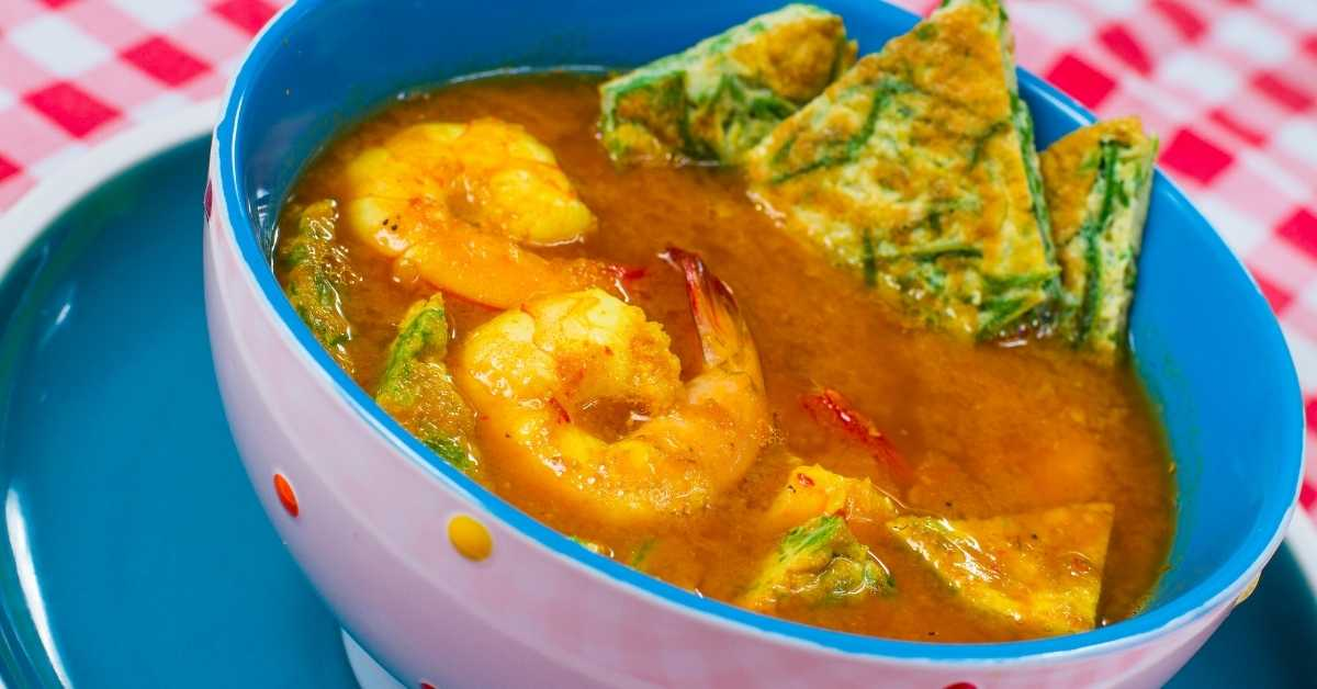 Sour curry