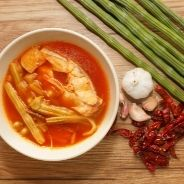 Thai sweet and sour soup recipe