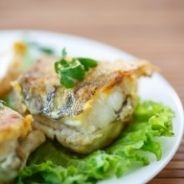 Delicious dishes of walleye
