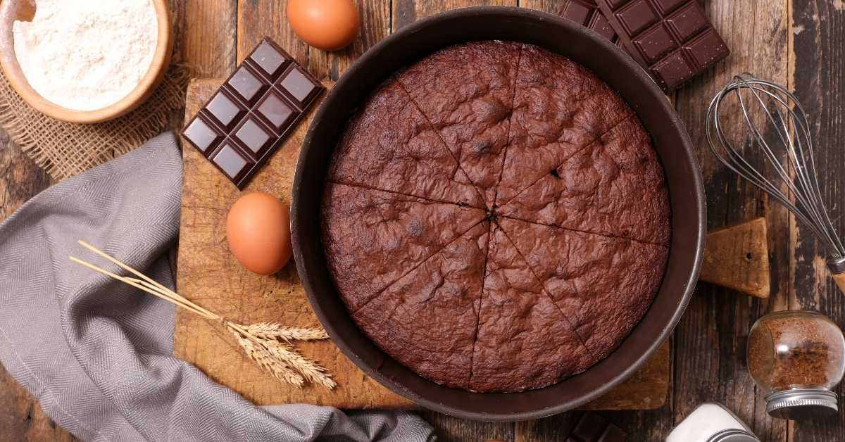 CHOCOLATE CAKE for KETOGENIC DIET