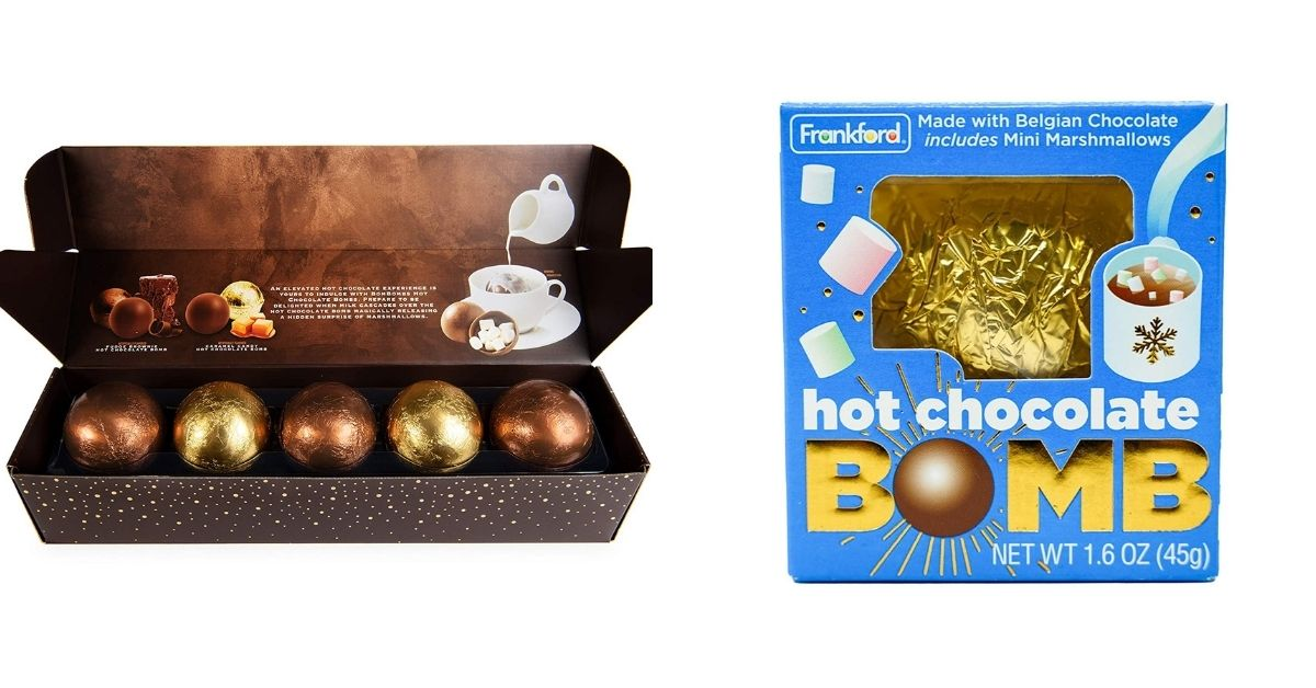 Where to Buy Hot Chocolate Bombs with Marshmallows